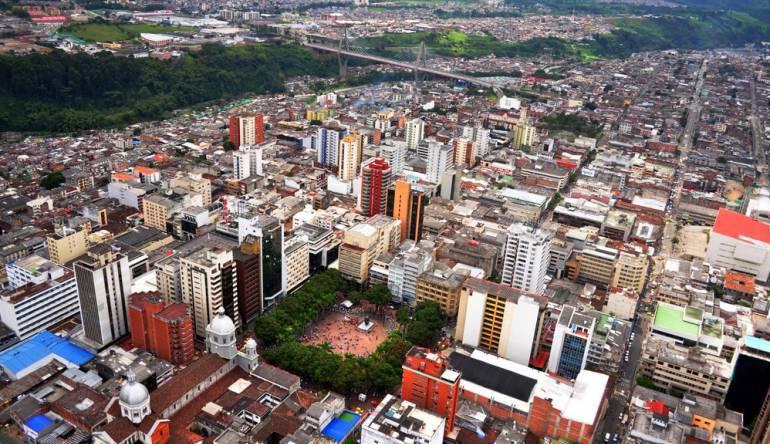 Centro de Pereira Risaralda